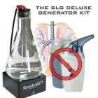 SilverLungs Deluxe Generator Kit (no Nebulizer)