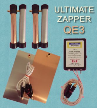 Ultimate Zapper QE3 (2017 Model) by Ken Presner