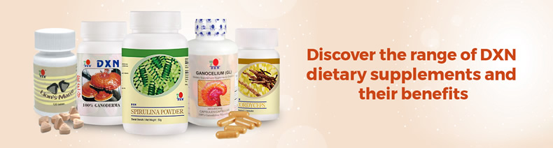 DXN Product Banner 1