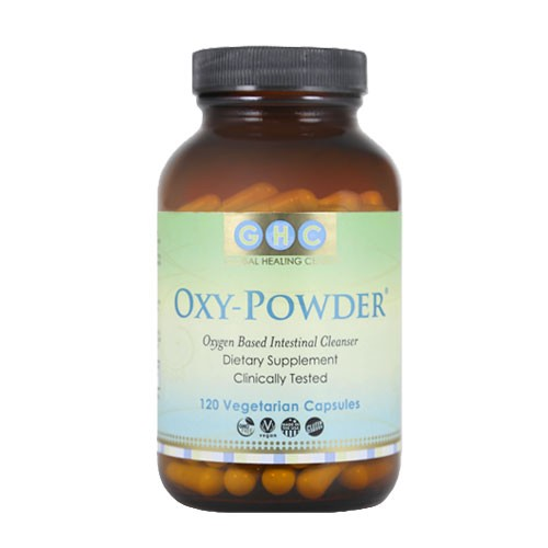 Oxy-Powder® - Oxygen Based Intestinal/Colon Cleanser - Click Image to Close