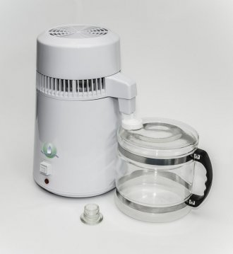 Portable Water Distiller MD 4L