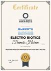 Medicine Products Of The Year 2019 - Ireland - Electrobiotics.com